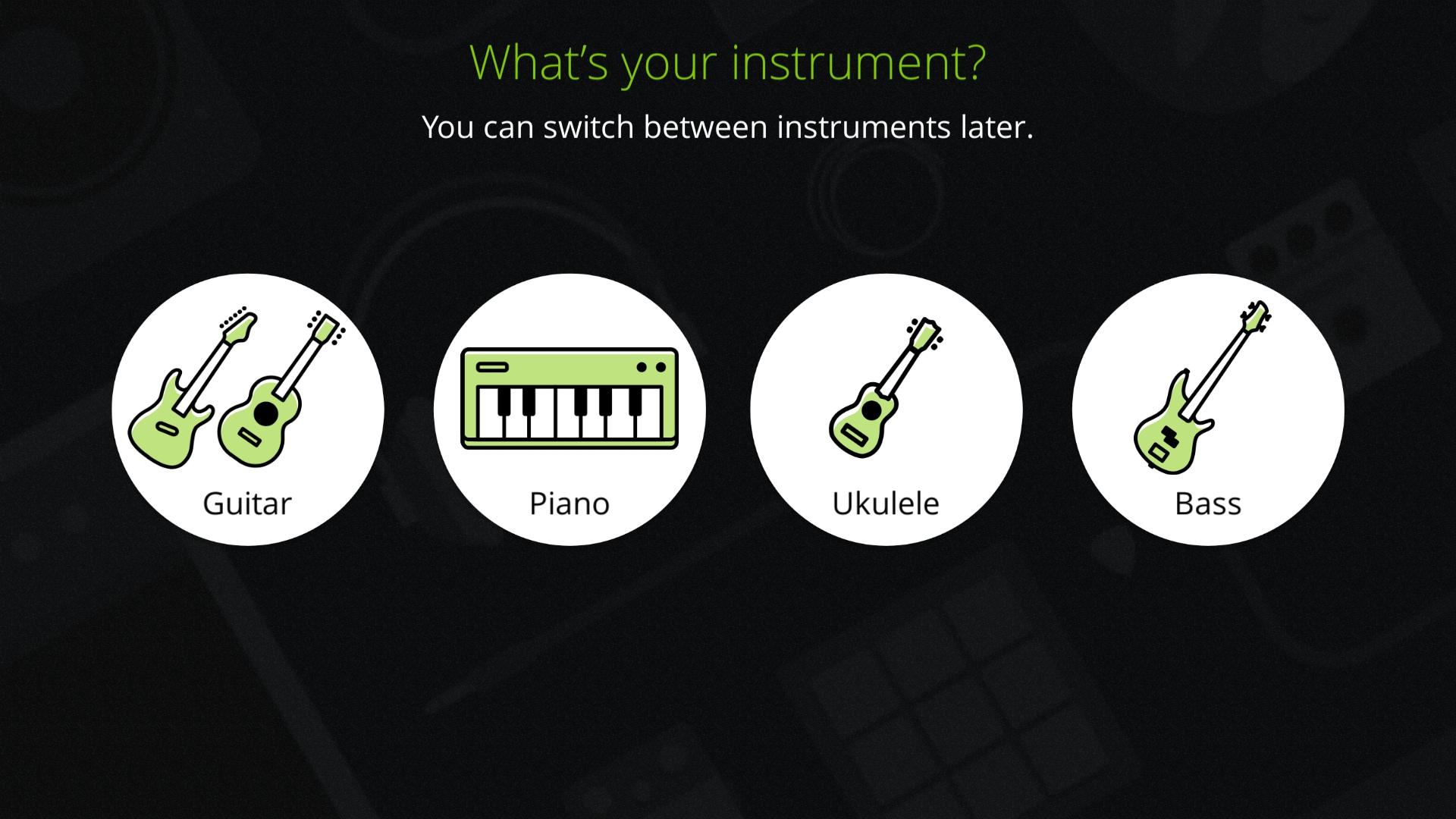 Yousician Un Insegnante Di Chitarra Piano Ukulele O