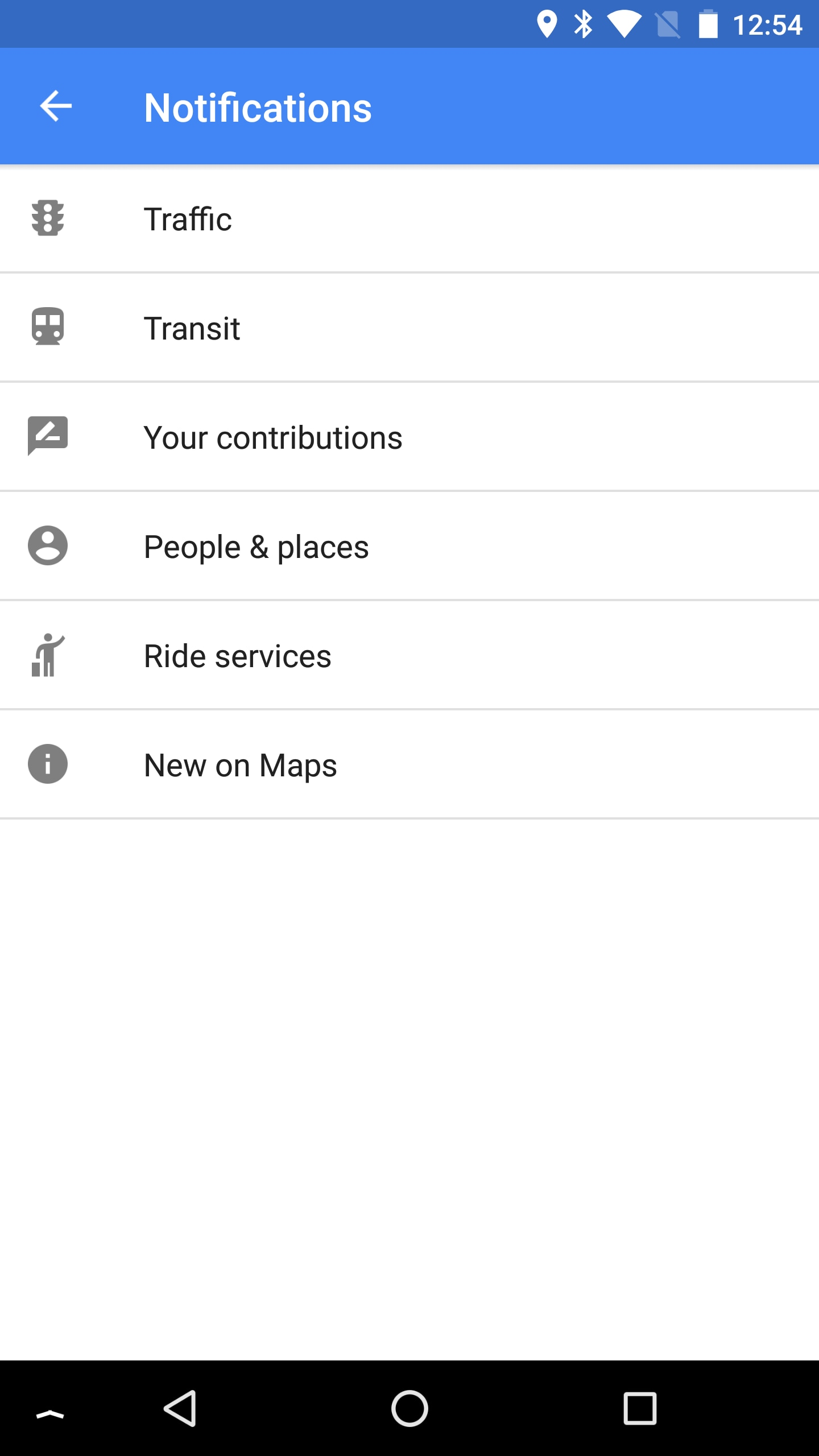 google maps canali android o (2)