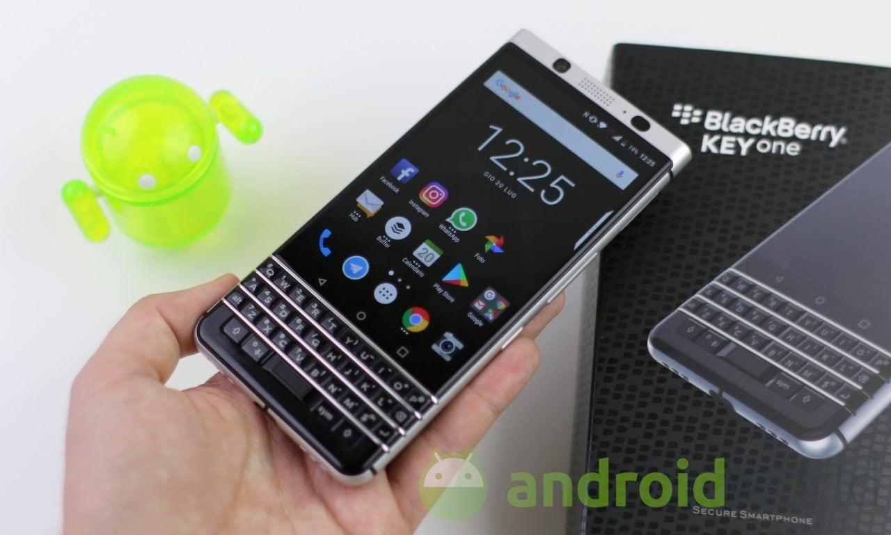 BlackBerry KEYone in promozione a 399€ sul sito ufficiale grazie a questo codice sconto