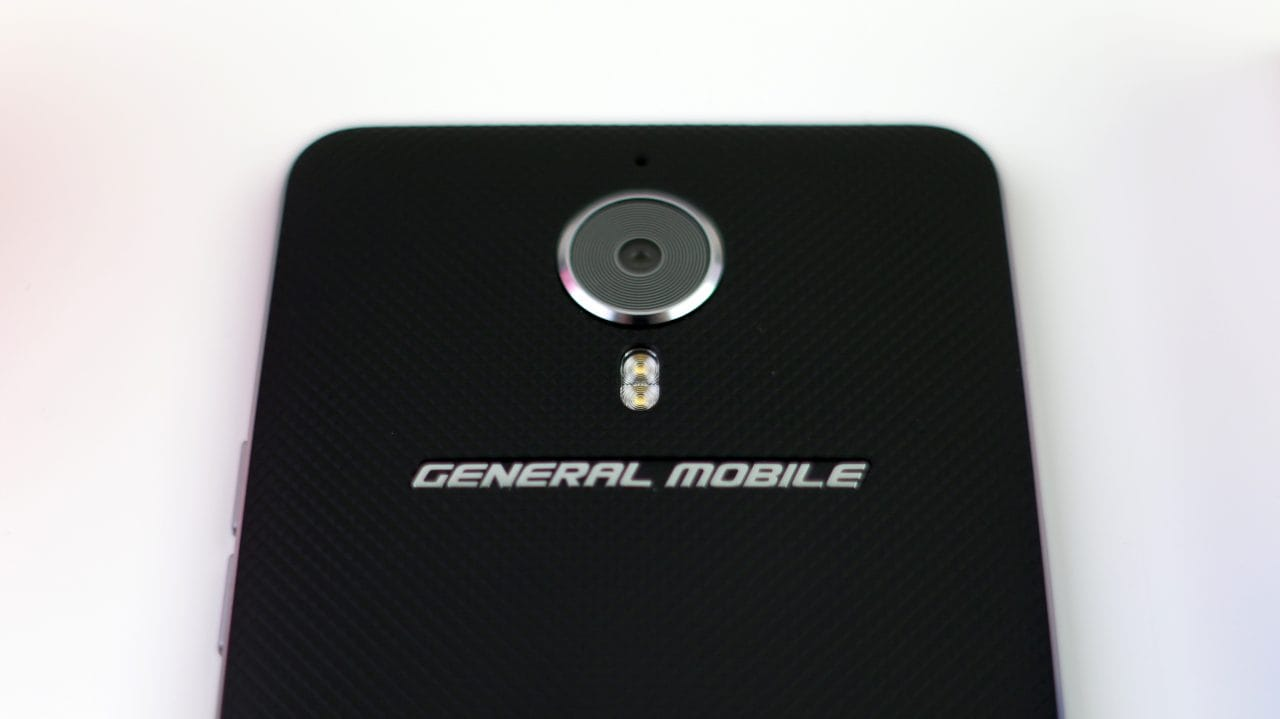 General Mobile GM 5 Plus