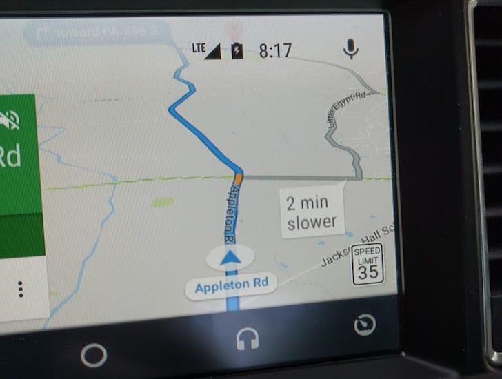 I limiti di velocità arriveranno su Google Maps, ma al momento sono attivi solo in due città