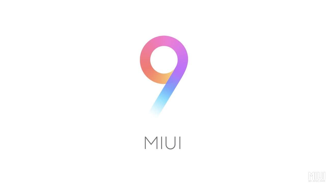Xiaomi avvia il rollout di MIUI 9 Global Stable per Mi6, Mi MIX 2 e Mi Max 2