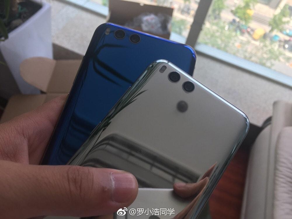 Xiaomi Mi6 silver (2)