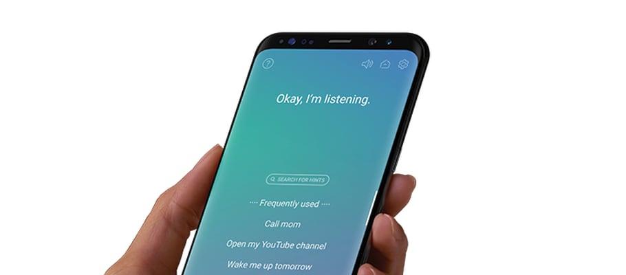 Galaxy S9 potrebbe avere altoparlanti stereo AKG e nuove funzionalità Bixby Vision per l'AR