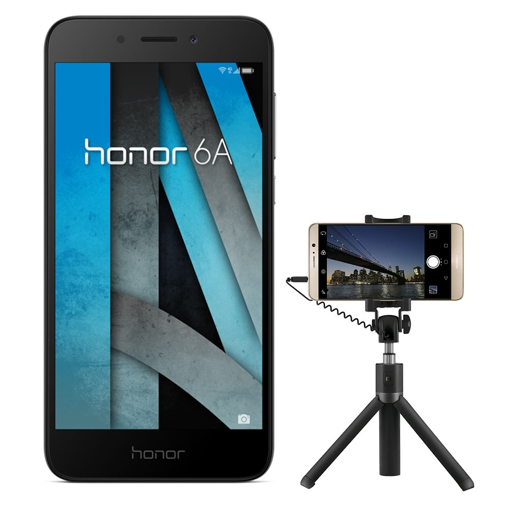 Honor 6A con cavalletto selfie stick in offerta a 169,90€ su vMall