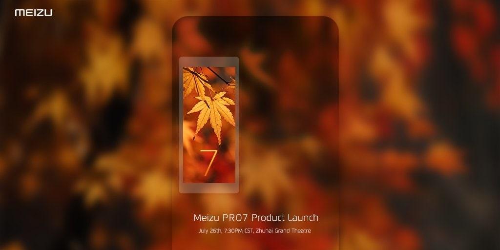 Meizu Pro 7: ancora immagini trapelate del display secondario, a pochi giorni dalla presentazione