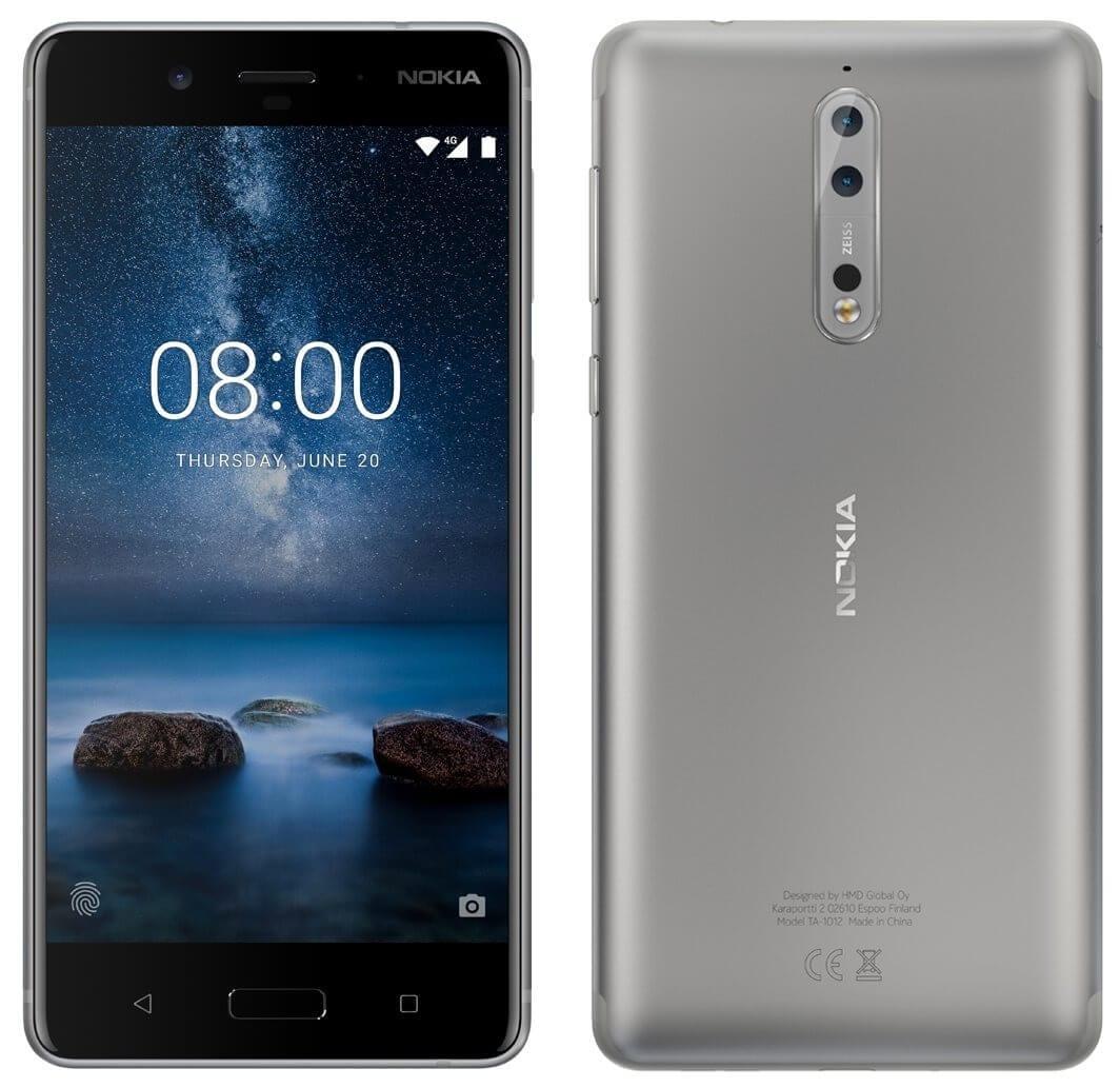 Nokia 8 potrebbe essere lanciato già con Android O, ma intanto vi mostra la sua app fotocamera (foto)