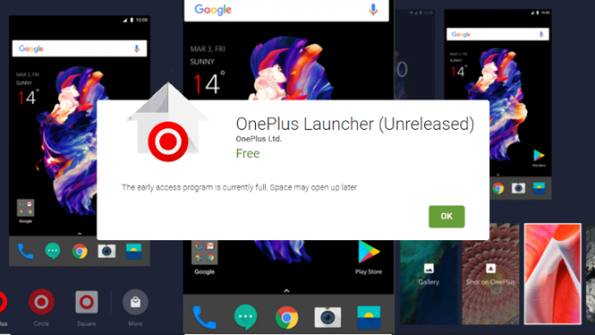 Oneplus x play store not working