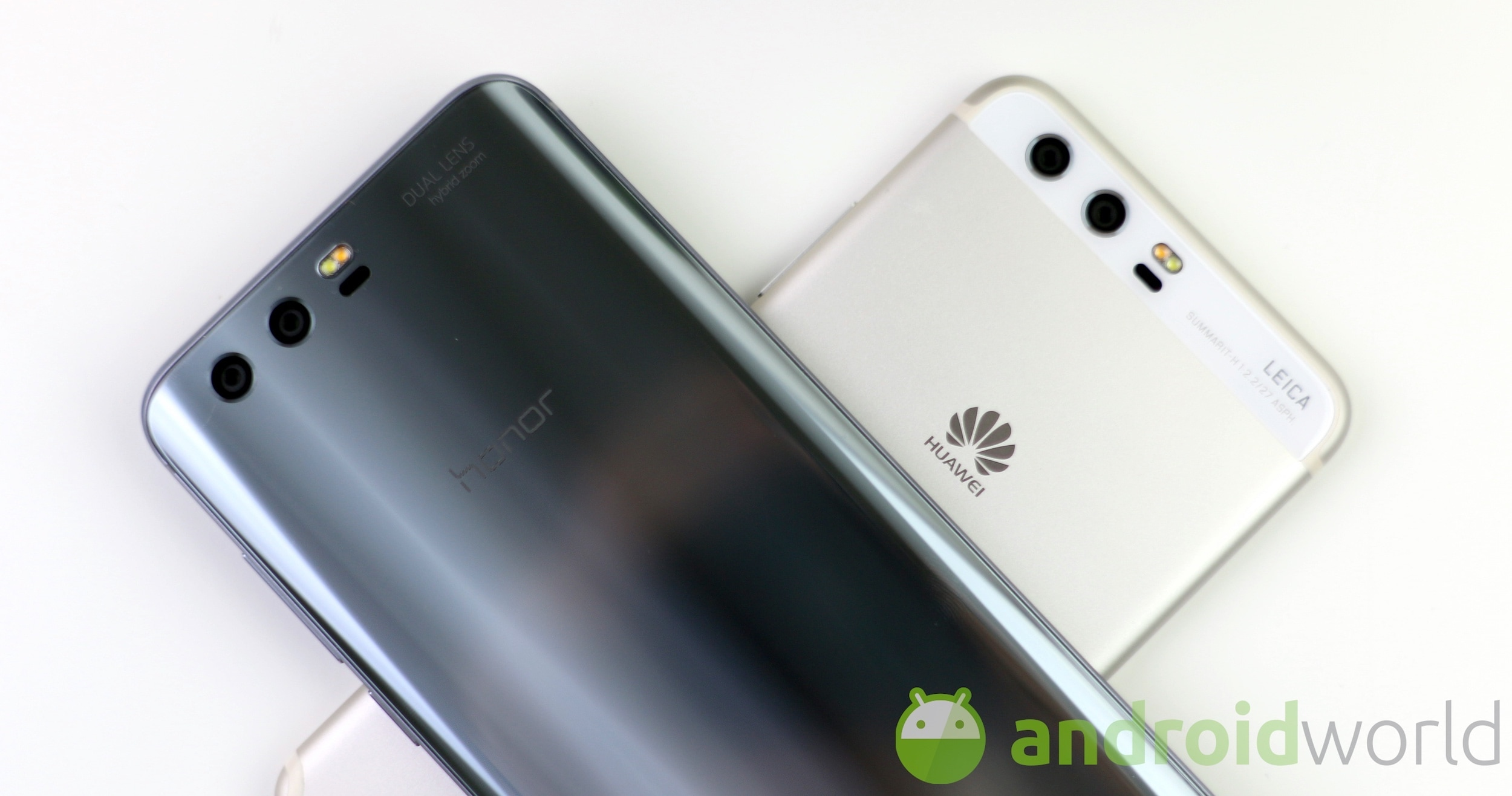 huawei p10 vs honor 9 il nostro confronto foto e video