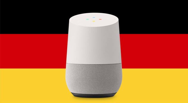 Google Home si avvicina e arriva in Germania