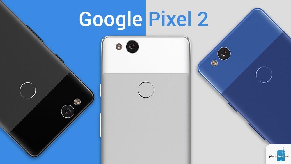 Guardate come potrebbe essere Google Pixel 2 (in tante colorazioni!)