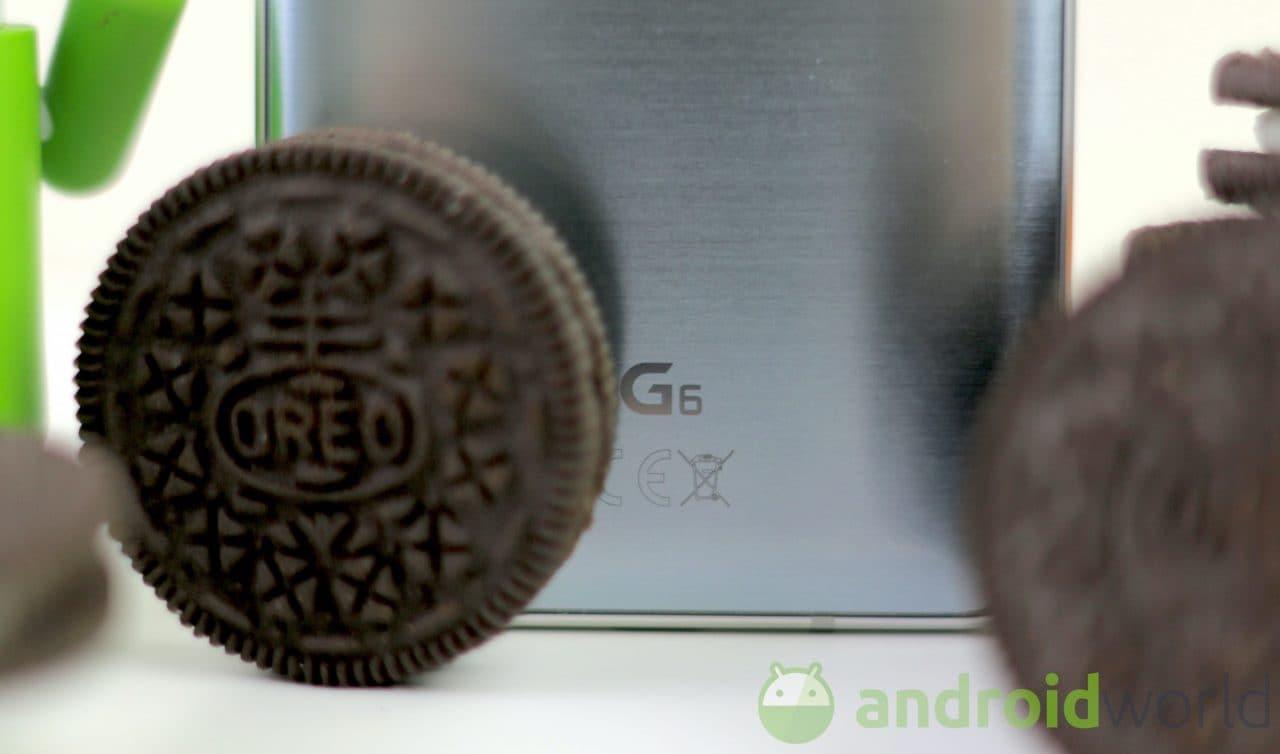 Android Oreo per LG G6 è davvero vicino: abbiamo una data per il lancio coreano, poi toccherà a V30 e G5