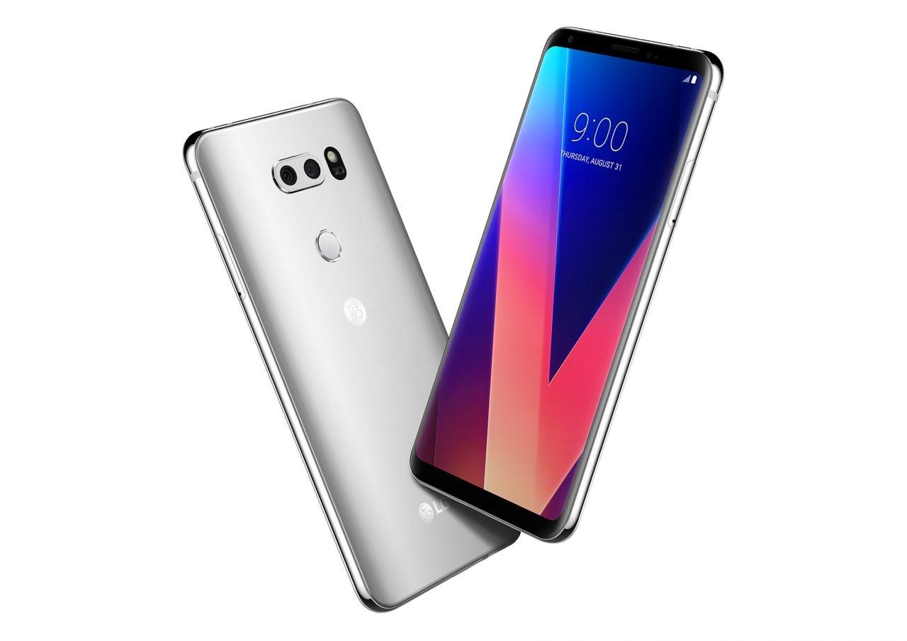 LG aggiorna V30 con l'intelligenza artificiale ThinQ (video)