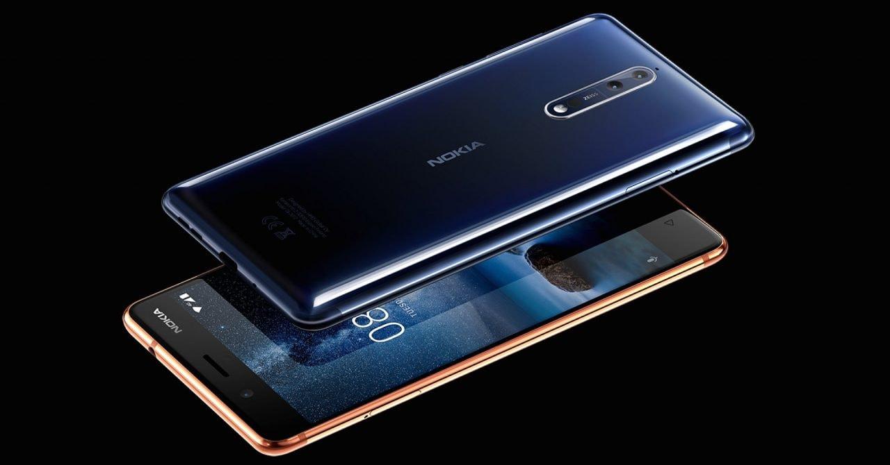 Nokia 8: ecco i primi sample fotografici della sua dual-cam (foto)