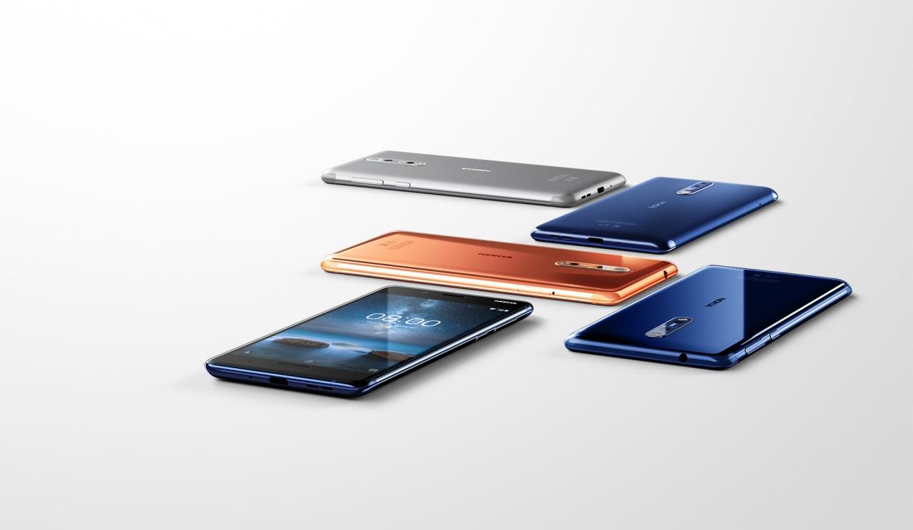 Nokia 8 in pre-ordine in Italia a meno di 600€