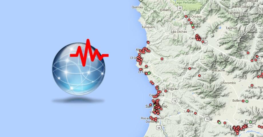 Rilevatore terremoti, l'app che vi aiuta a reagire ad un sisma (foto)