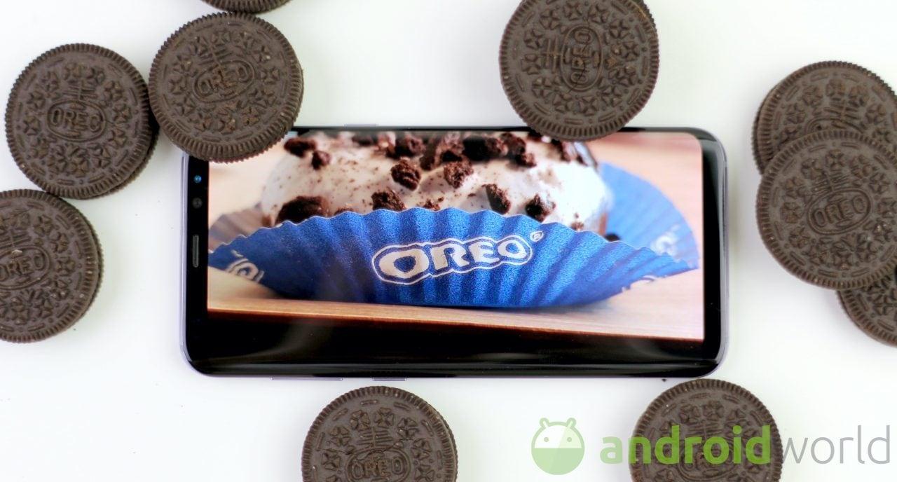 Nuova (e probabilmente ultima) beta di Oreo per Galaxy S8 ed S8+ in rollout (foto)