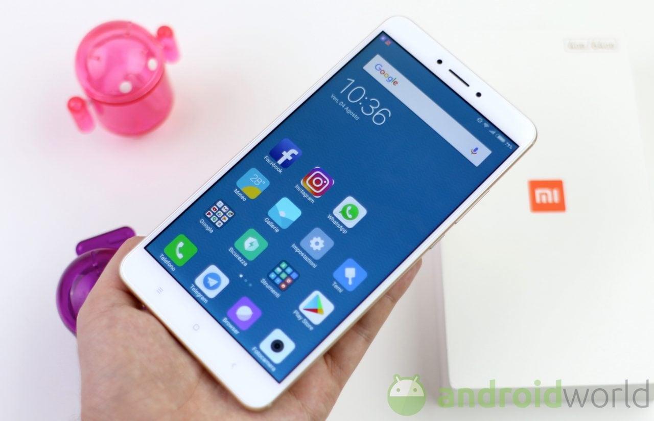 Xiaomi Mi Max 2 assaggia Oreo grazie alla LineageOS 15.1 non ufficiale
