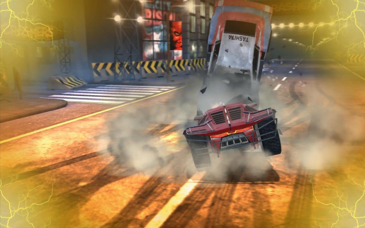 Carmageddon: Crashers sbarca ufficialmente sul Play Store, che la distruzione abbia inizio! (foto)