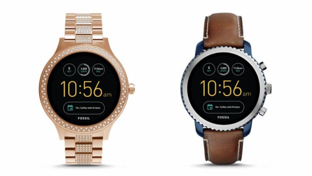 Fossil è pronta a lanciare tanti nuovi smartwatch Android Wear, usando anche brand come Diesel e Armani (foto)