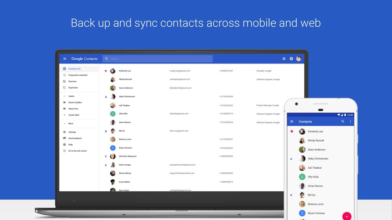 Contatti Google potrebbe integrare la condivisione della posizione in tempo reale