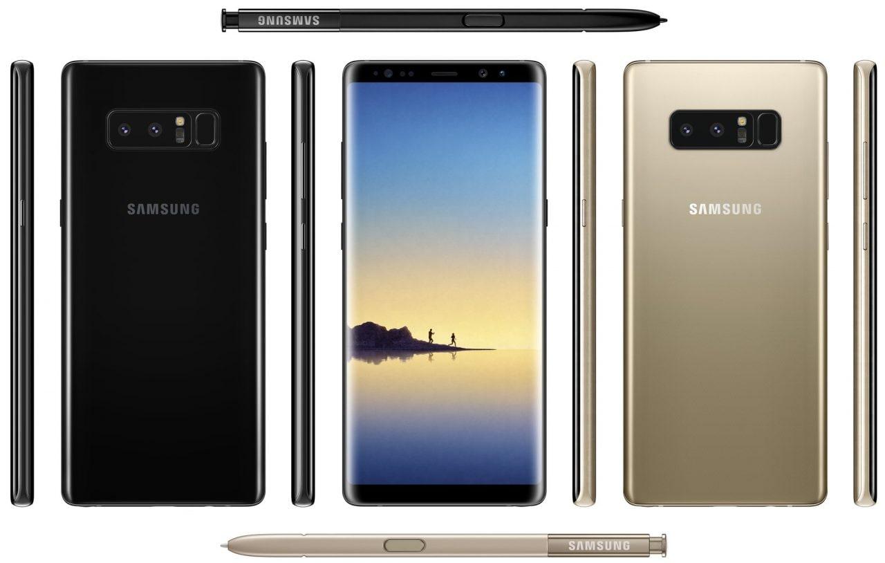 8bbc9ca7fd94 Galaxy Note 8 è lo smartphone Samsung più caro di sempre. 999 euro. In  compenso, tutti coloro che lo preordineranno tra il 23 agosto ed il 14  settembre ...