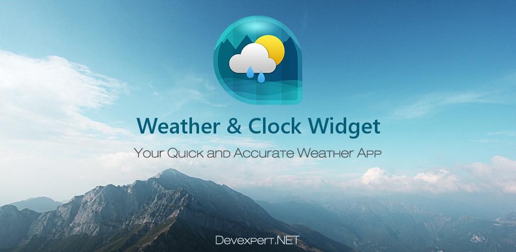 Weather & Clock Widget è l'app a 0,10€ di questa settimana, ma vi aspettano tante altre app gratis e in offerta