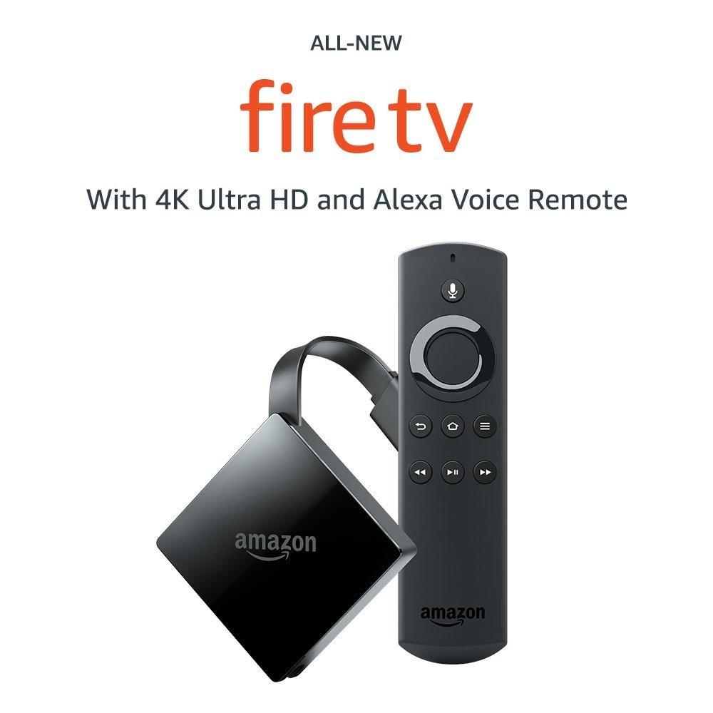 Una pagina del supporto Amazon rivela Fire OS 6.0, disponibile solo per la nuova Fire TV con 4K e HDR