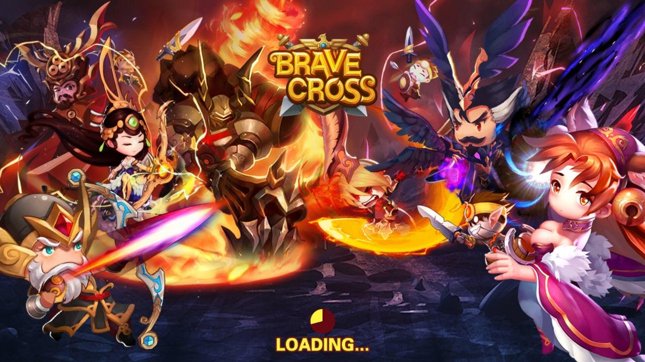Brave Cross, un RPG divertente e leggero per i momenti di noia (foto)