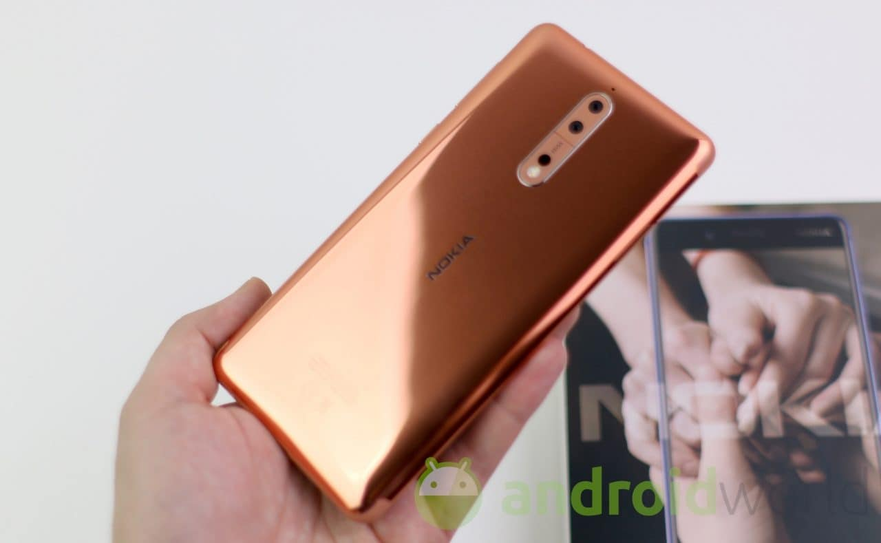 Nokia 8 si prepara a migliorare i suoi scatti: la Pro Camera è ora disponibile (aggiornato: download apk)