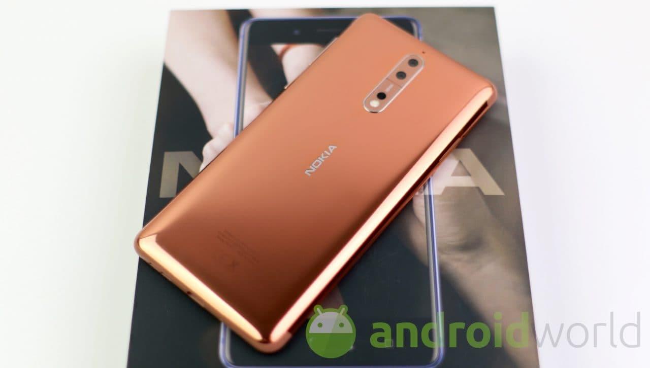 Nokia 8 Sirocco potrebbe essere meglio delle aspettative: Snapdragon 845 e 6 GB di RAM!