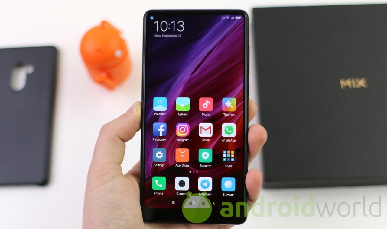 Android 8.0 Oreo arriva su Xiaomi Mi MIX 2 grazie alla nuova MIUI 9 Global Beta