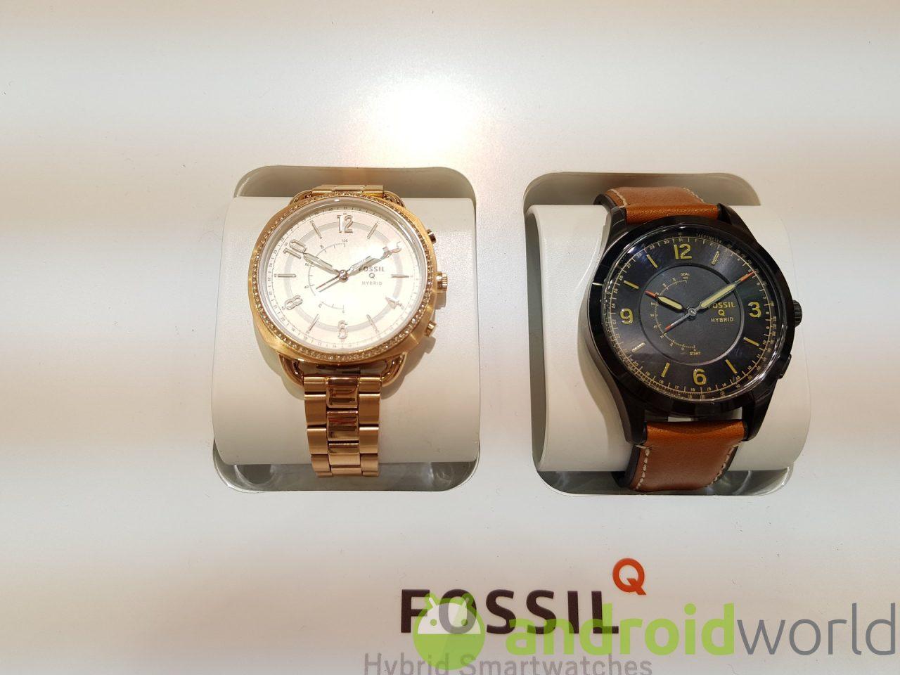 Fossil sta lavorando a ben 7 nuovi smartwatch: ne state aspettando almeno uno?