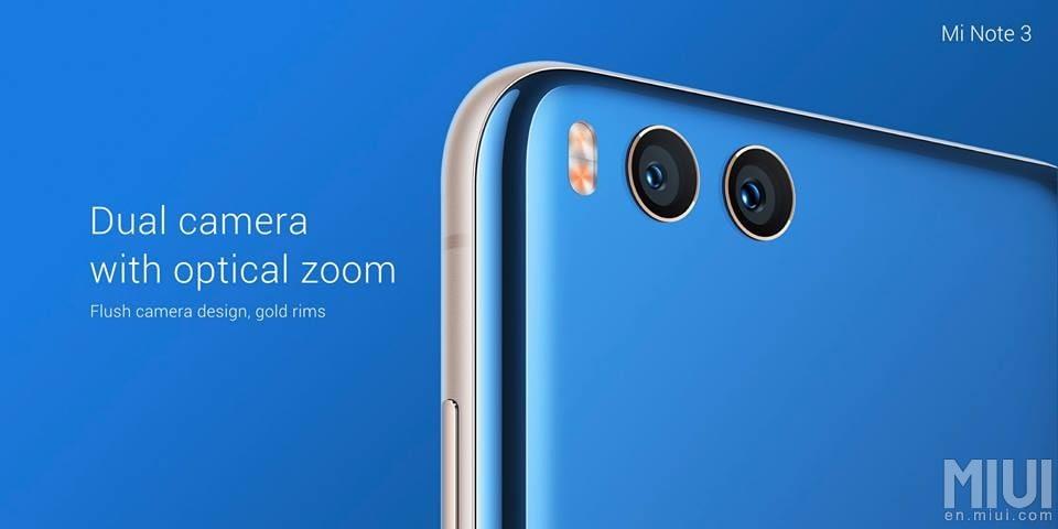 Xiaomi Mi Note 3 fa 90! DxOMark lo premia per l'ottima qualità fotografica (aggiornato)