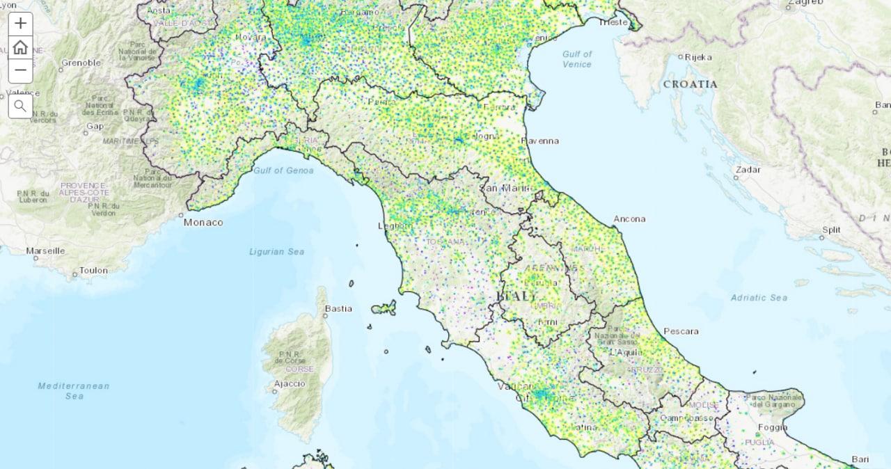 AGCOM presenta BBmap, l'app gratuita per verificare lo stato delle connessioni (foto)