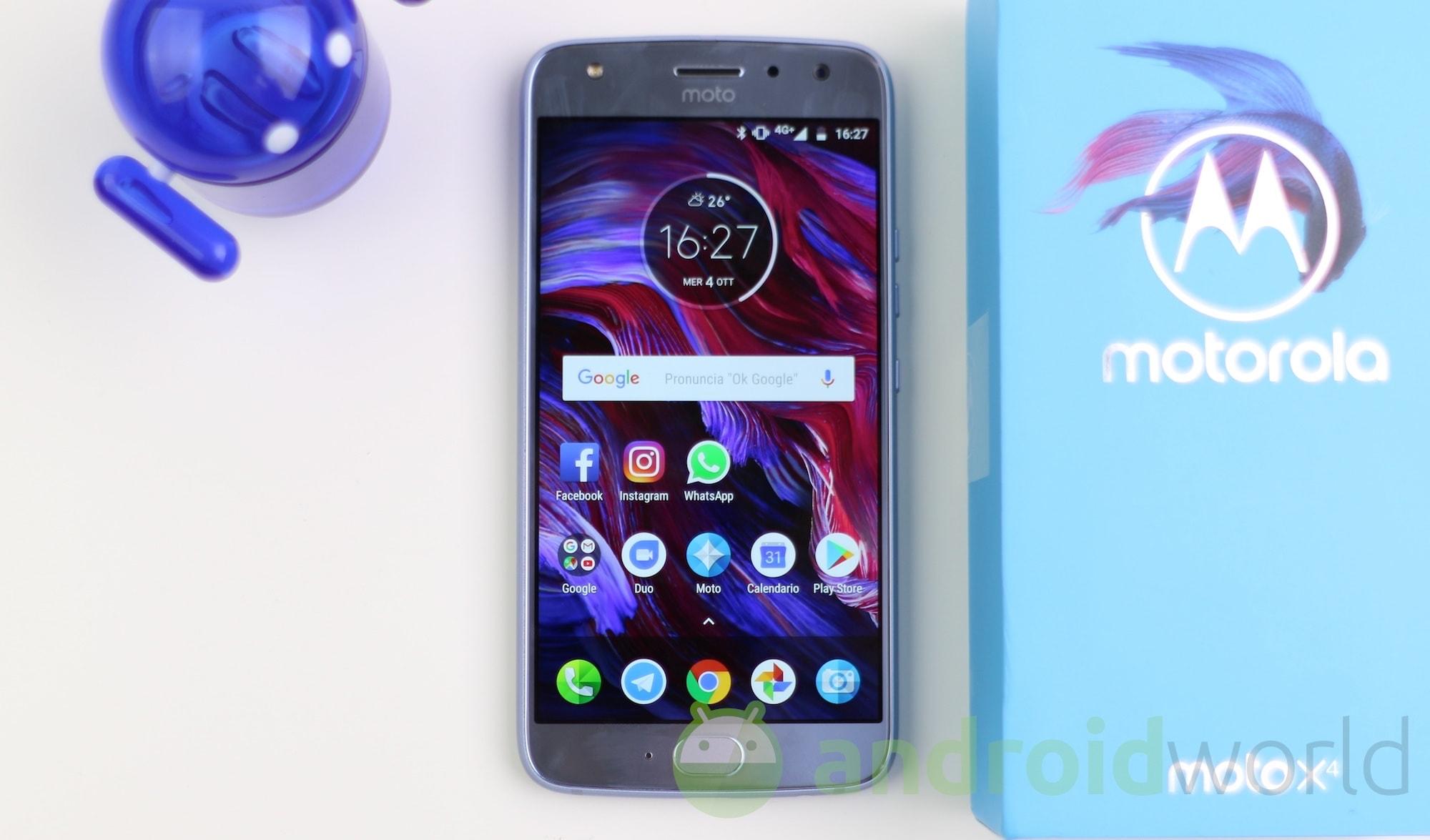 Motorola Moto X4 def – 1