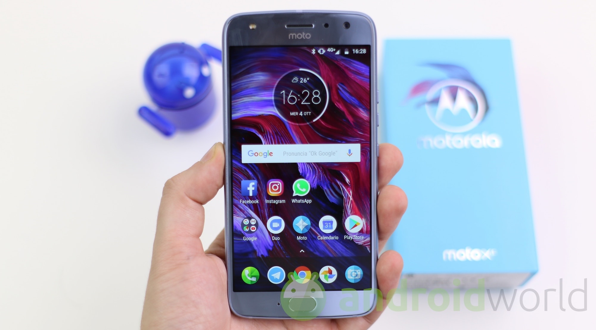 Motorola Moto X4 def – 10