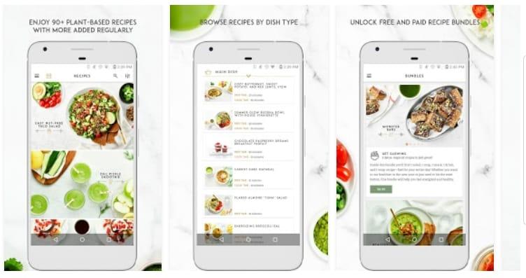 Oh She Glows è l'app della settimana sul Play Store: ricette sane a soli 0,10€