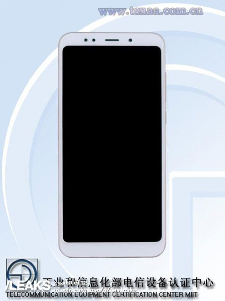 Xiaomi Redmi Note 5 Leaks TENAA