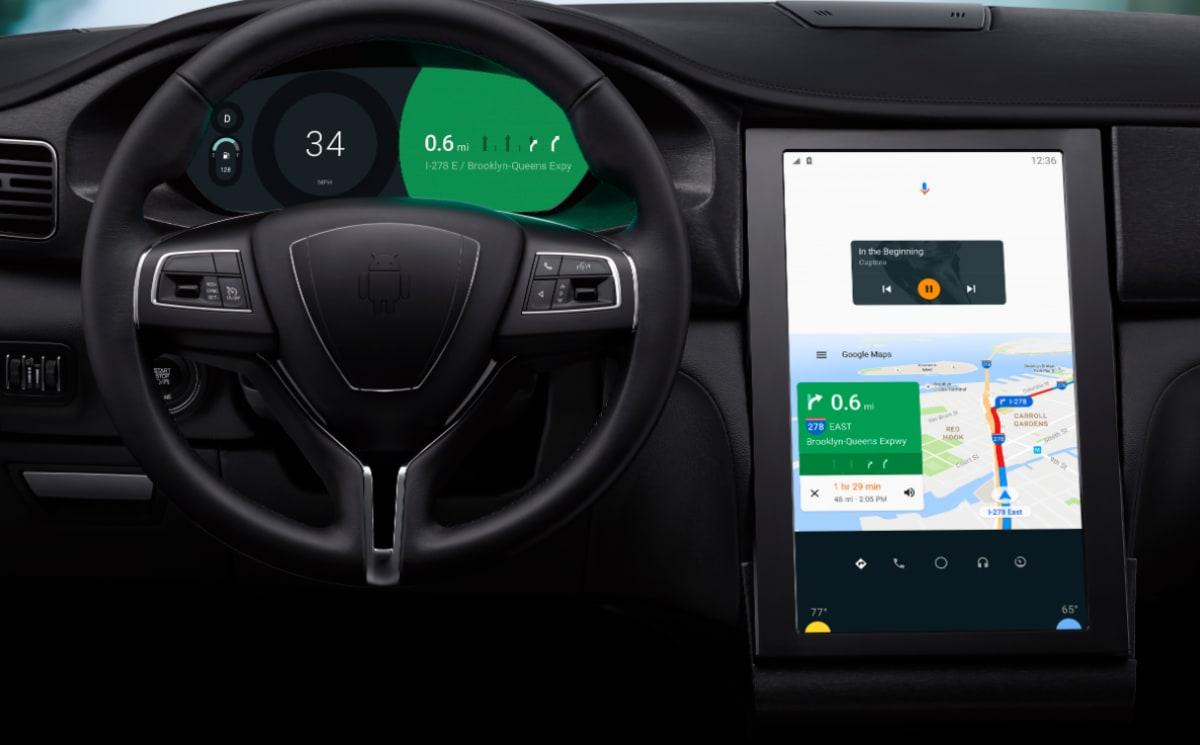 Google sta realizzando un emulatore di Android Automotive per gli sviluppatori
