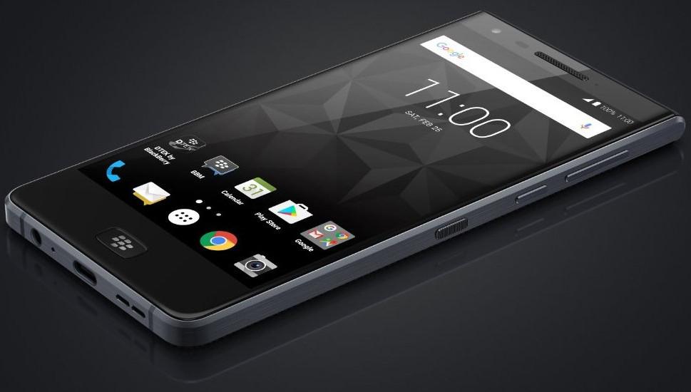 BlackBerry KEYone e Motion iniziano ad assaggiare l'aggiornamento ad Oreo in Nord America