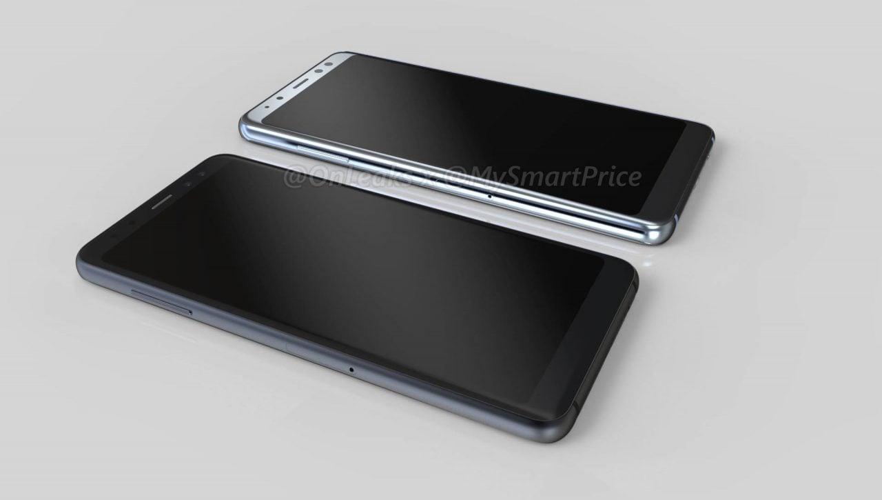 Guardate come saranno i Samsung Galaxy A5 (2018) e Galaxy A7 (2018)! (foto e video)