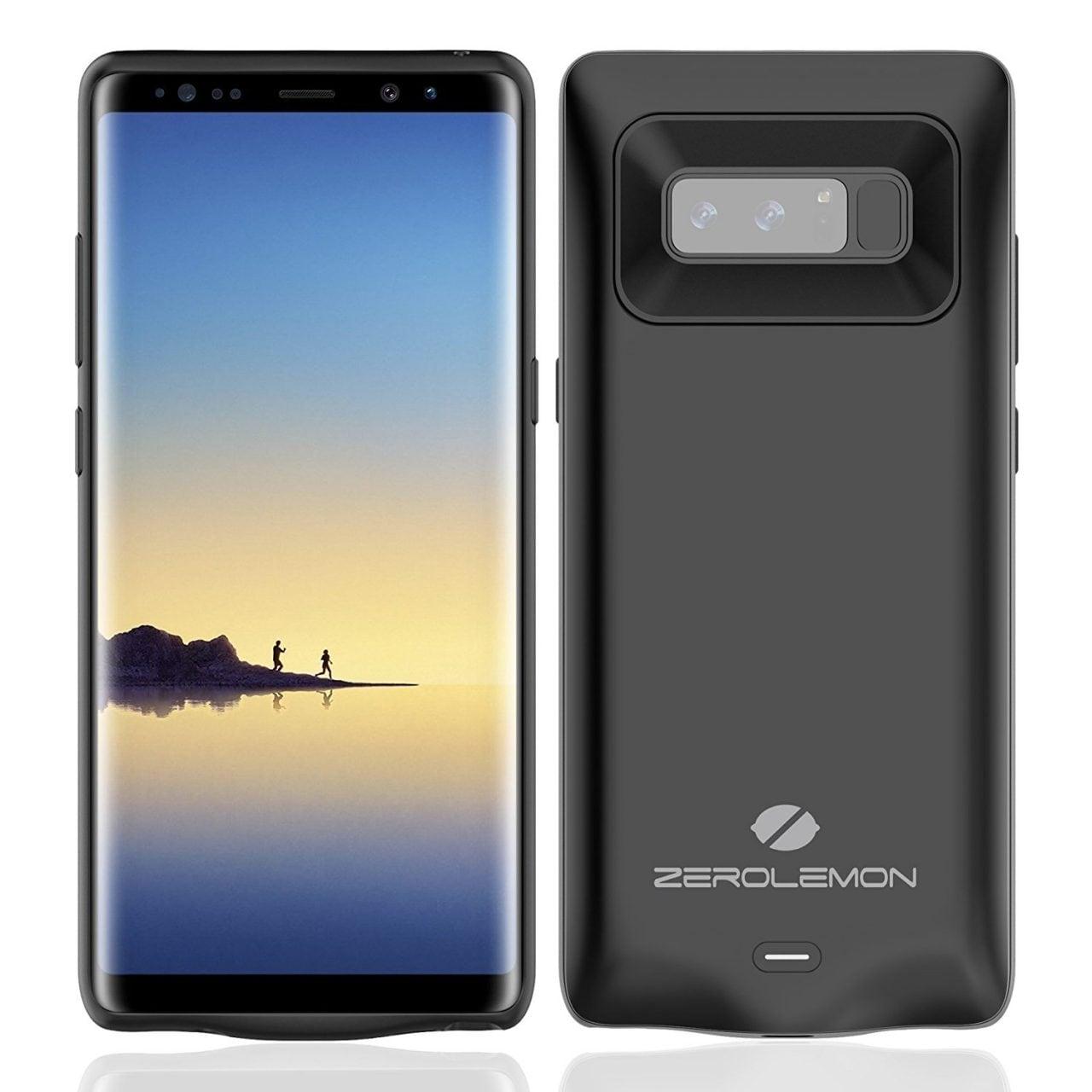 Raddoppiate l'autonomia del vostro Galaxy Note 8 con questa cover/batteria di ZeroLemon (foto)