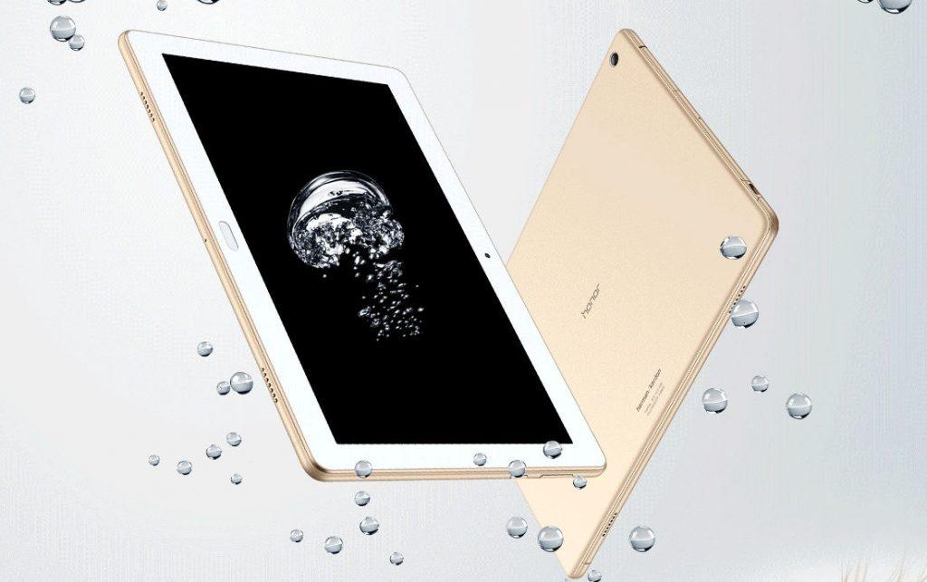 """Honor presenta anche WaterPlay: tablet da 10,1"""" certificato IP67 con Kirin 659 e fino a 4 GB di RAM (foto)"""