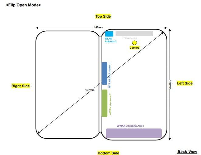 ZTE Axon M passa dalla FCC: ecco com'è costruito lo smartphone pieghevole (foto)