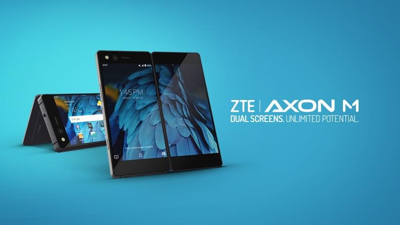ZTE Axon M ufficiale: quando pieghevole non fa rima con flessibile! (foto e video)