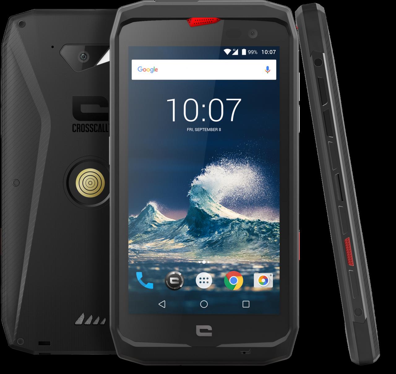 Crosscall lancia ACTION-X3, smartphone rugged che non teme le condizioni più estreme (foto)