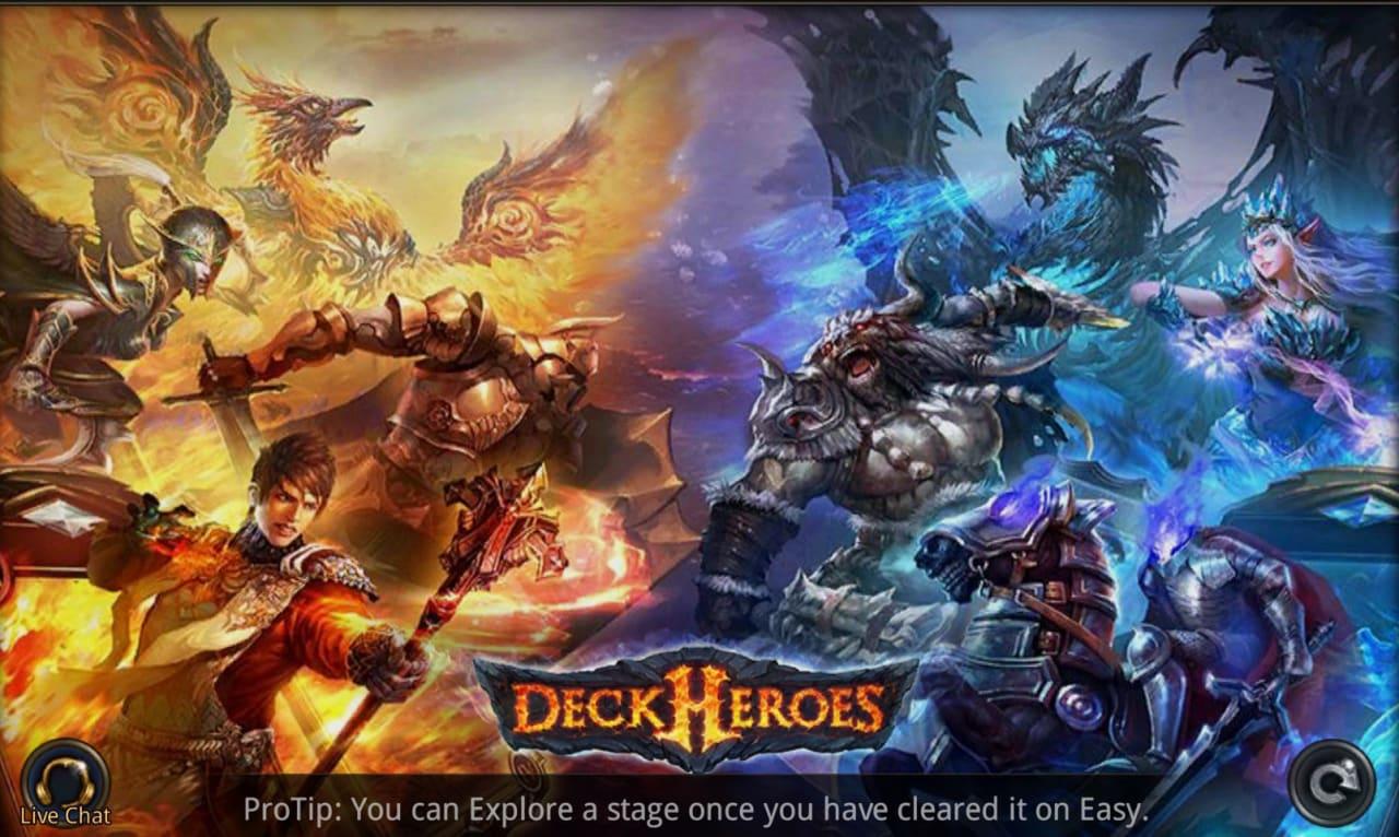 Deck Heroes, una guerra fantasy combattuta a colpi di carte (foto e video)