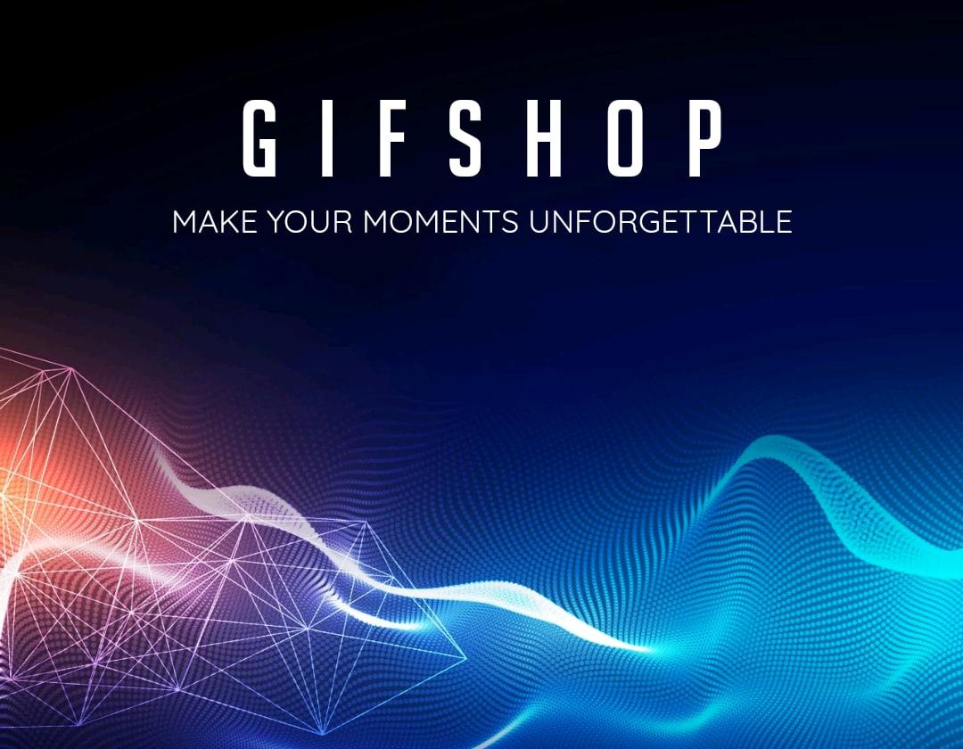 """GIFSHOP, lo strumento """"tutto in uno"""" per creare, scaricare, modificare e condividere GIF animate (foto)"""