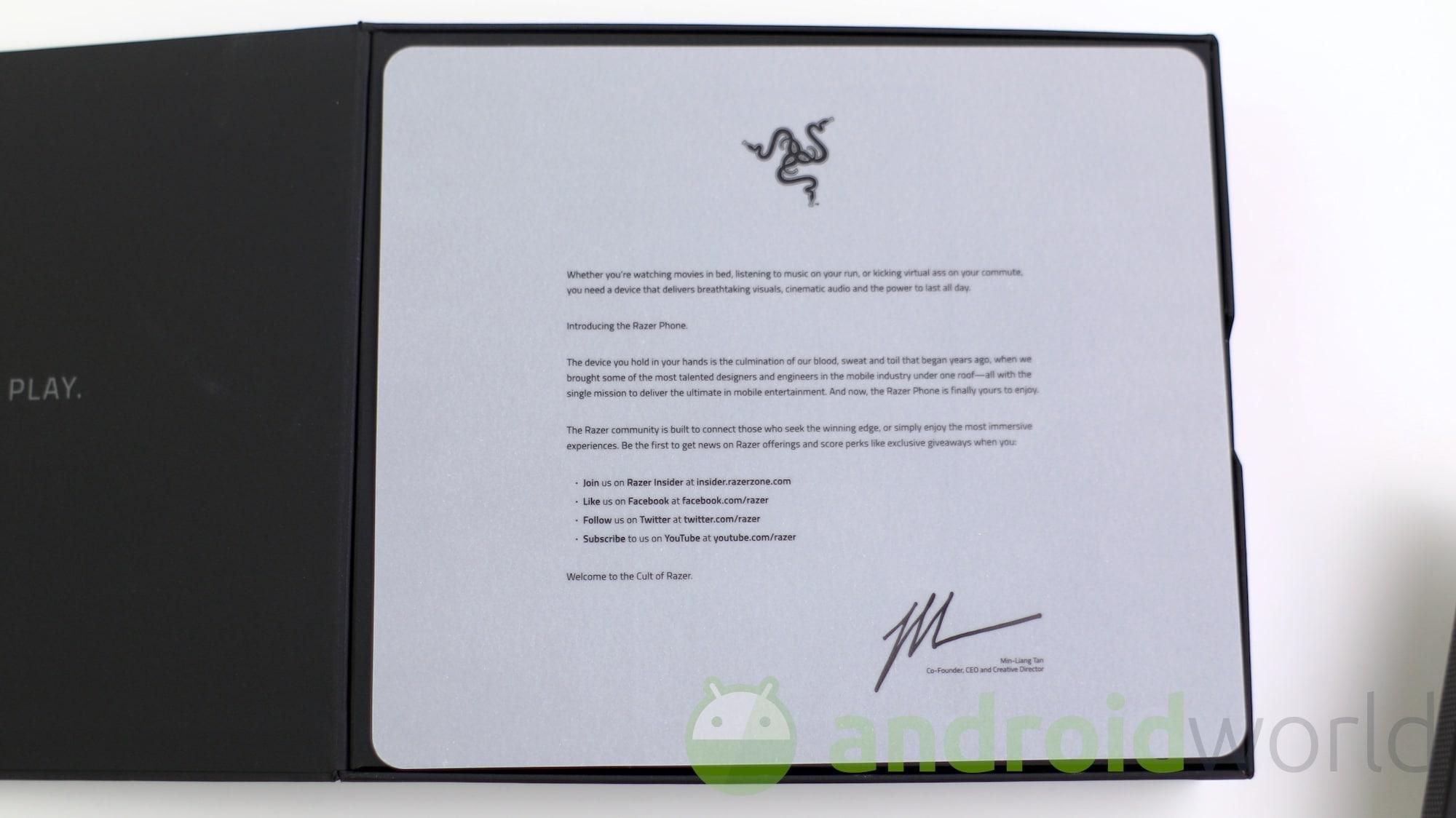 Razer Phone def – 1